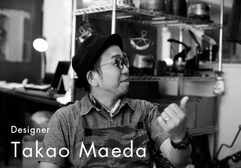 Designer Takao Maeda