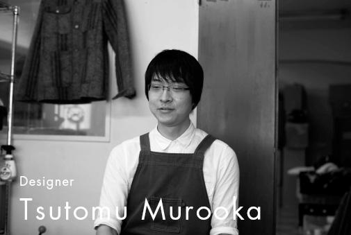 Designer Tsutomu Murooka